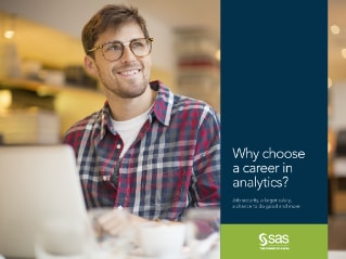 Why choose a career in analytics?