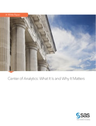 Center of Analytics: What It Is and Why It Matters
