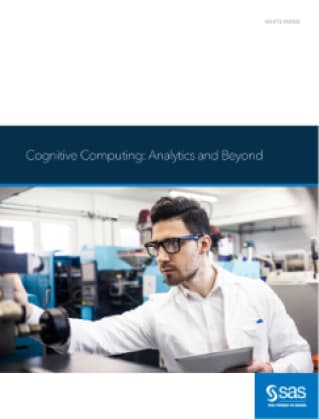 Cognitive Computing: Analytics and Beyond