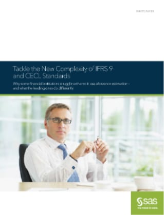 Tackle the Complexity of IFRS 9 and CECL Standards
