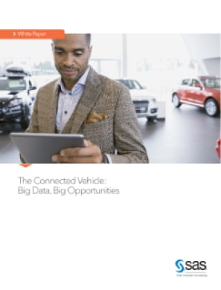The Connected Vehicle. Big Data, Big Opportunities