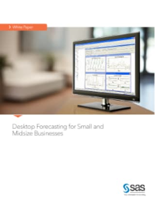Desktop Forecasting for Small and Midsize Businesses