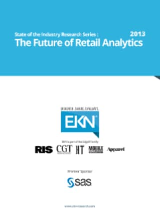 The Future Of Retail Analytics | EKN Benchmark Study | SAS
