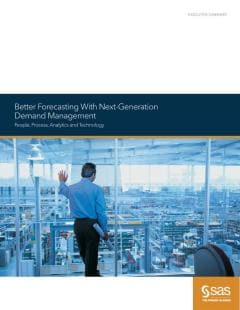 Better Forecasting With Next-Generation Demand Management