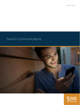 Fraud in Communications