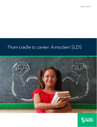 From cradle to career: A modern SLDS