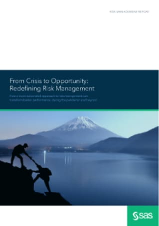 From Crisis to Opportunity: Redefining Risk Management
