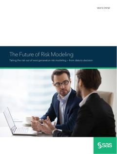 The Future of Risk Modeling