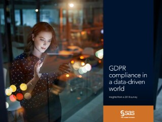 GDPR compliance in a data-driven world