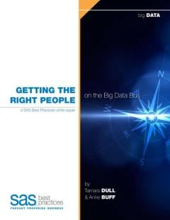 Getting the Right People on the Big Data Bus