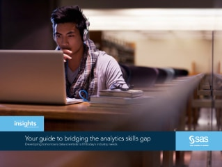 Your guide to bridging the analytics skills gap