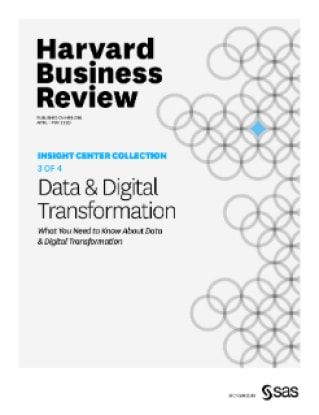 What You Need to Know About Data & Digital Transformation