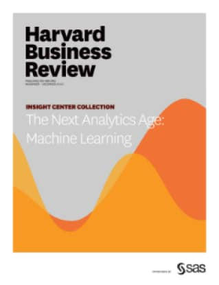 The Next Analytics Age: Machine Learning