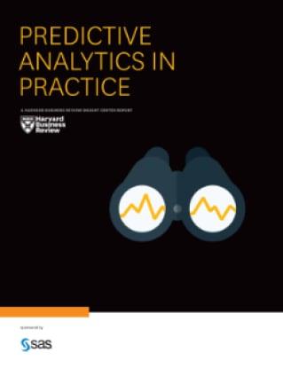 Predictive Analytics in Practice