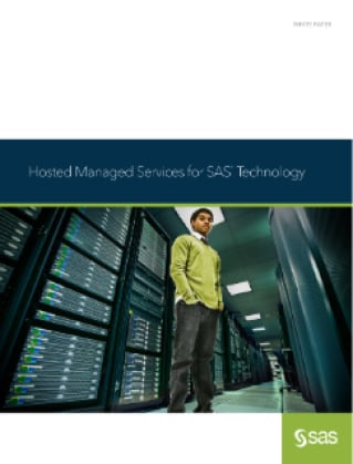 Hosted Managed Services for SAS® Technology