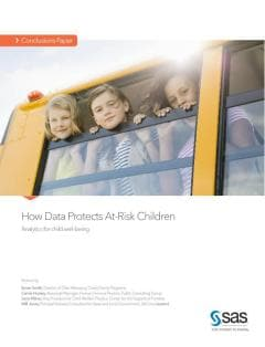 How Data Protects At-Risk Children