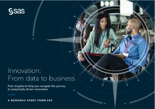 Innovation: From data to business