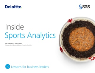 Inside Sports Analytics