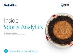 Inside Sports Analytics