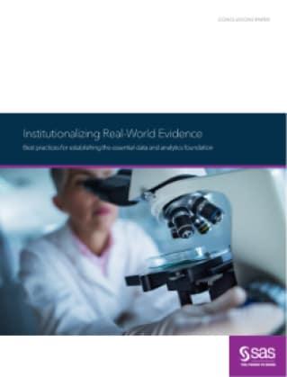 Institutionalizing Real-World Evidence