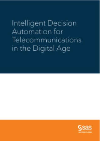 Intelligent Decision Automation for Telecommunications in the Digital Age