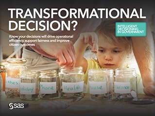 Transformational decision?