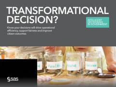 Transformational decision?