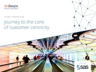 Journey to the Core of Customer Centricity
