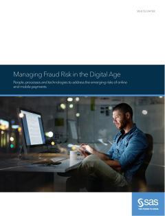 Managing Fraud Risk in the Digital Age