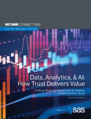 Data, Analytics & AI: How Trust Delivers Value