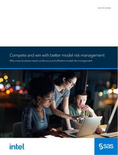 Compete and win with better model risk management