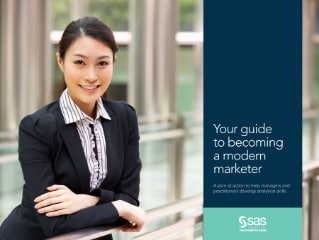 Your guide to becoming a modern marketer