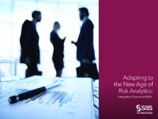 Adapting to the New Age of Risk Analytics