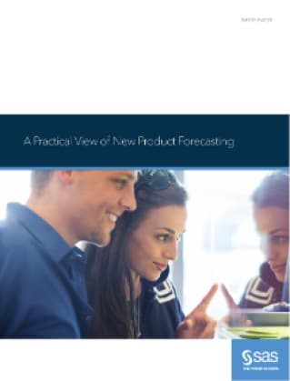 A Practical View of New Product Forecasting