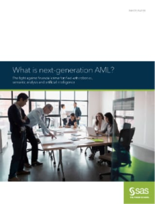 What is next-generation AML?