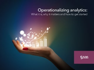 Operationalizing Analytics