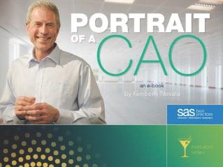 Portrait of a CAO