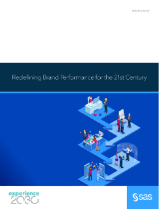 Redefining Brand Performance for the 21st Century