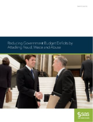 Reducing Government Budget Deficits by Attacking Fraud, Waste and Abuse