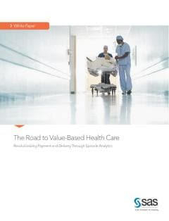 The Road to Value-Based Health Care