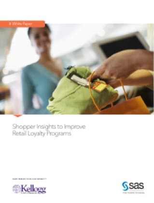Shopper Insights to Improve Retail Loyalty Programs