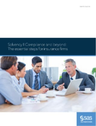 Solvency II Compliance and beyond: The essential steps for insurance firms
