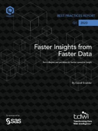 Faster Insights from Faster Data