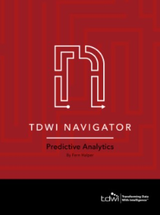 TDWI Navigator Report: Predictive Analytics