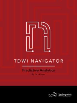 TDWI Navigator Report: Predictive Analytics