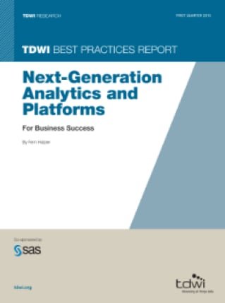 Next-Generation Analytics and Platforms