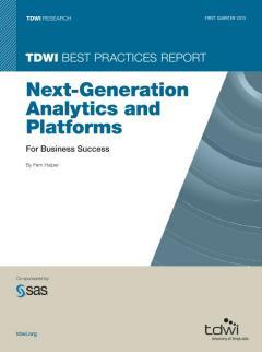 Next-Generation Analytics and Platforms