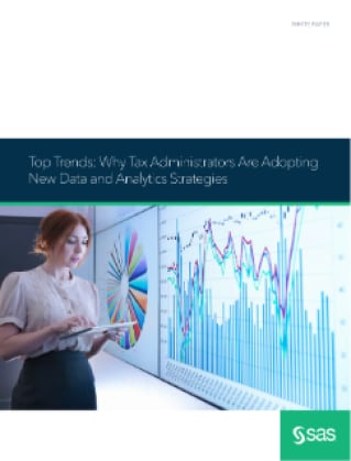 Top Trends: Why Tax Administrators Are Adopting New Data and Analytics Strategies