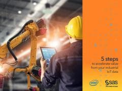 5 Steps to Accelerate Value From Your Industrial IoT Data