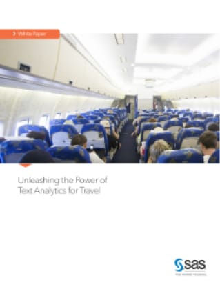 Unleashing the Power of Text Analytics for Travel